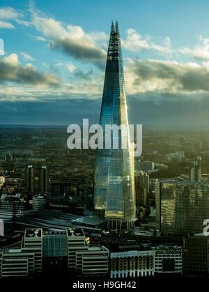 Der Shard, London, UK. - Stockfoto