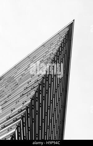 Fürsten tauschen Gebäude in Leeds, West Yorkshire. - Stockfoto