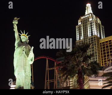 Statue of Liberty, Las Vegas - Stockfoto