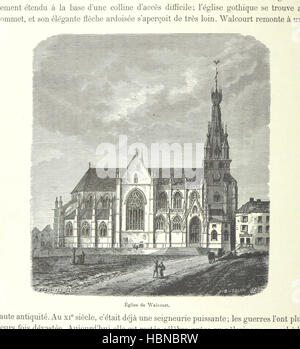 """Bild entnommen Seite 158 von """"La Belgique Illustrée, ses Denkmäler, ses Paysages, ses œuvres d ' Art. Publiée Sous - Stockfoto"""