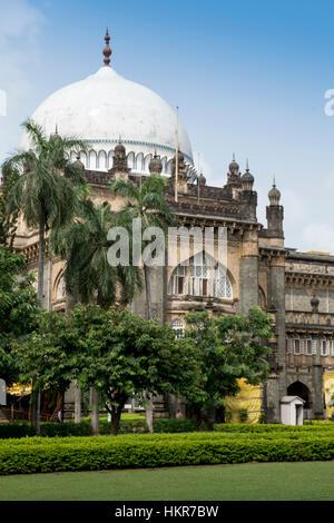 Chhatrapati Shivaji Maharaj Vastu Sangrahalaya Museum in Mumbai - Stockfoto