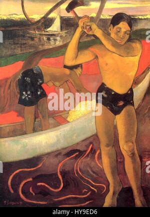 Paul Gauguin 029 - Stockfoto