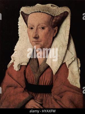 Jan Van Eyck 086 - Stockfoto