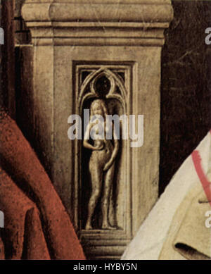 Jan Van Eyck 062 - Stockfoto