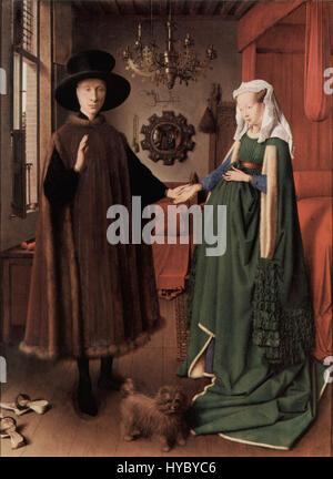 Jan Van Eyck 001 - Stockfoto