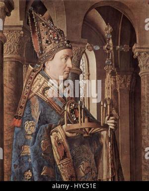 Jan Van Eyck 060 - Stockfoto