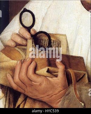 Jan Van Eyck 059 - Stockfoto