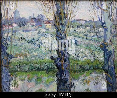 Vincent Van Gogh 0018 - Stockfoto