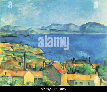 Paul Cézanne 044 - Stockfoto