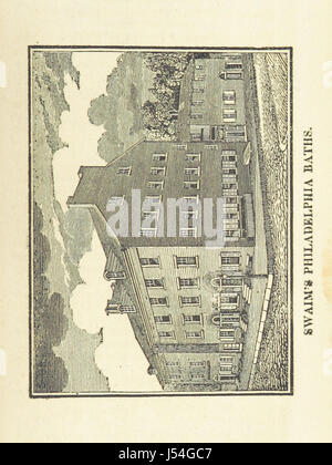 [Das Bild des Philadelphia; mit compendious Blick auf seine Gesellschaften, literarische, wohlwollende, patriotischen - Stockfoto