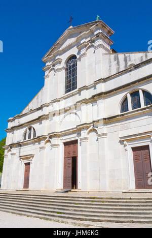 Sveta Eufemia, St. Euphemia, Rovinj, Istrien, Kroatien - Stockfoto