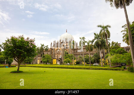 Chhatrapati Shivaji Maharaj Vastu Sangrahalaya, früher als Prince of Wales Museum in Mumbai, Indien - Stockfoto