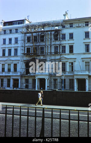Mai 1980 - Nach der iranischen Botschaft Belagerung, London - Stockfoto