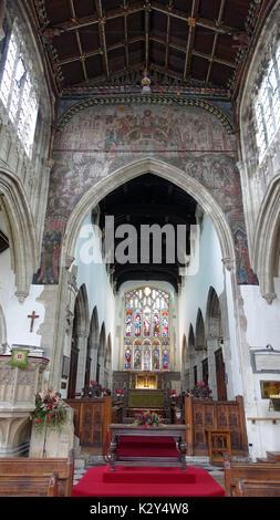 Salisbury Wiltshire England Großbritannien - Stockfoto