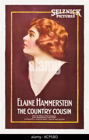 Land Cousin 1919 - Stockfoto