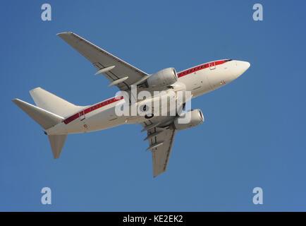 Moderne Pkw Flugzeugs aus - Stockfoto