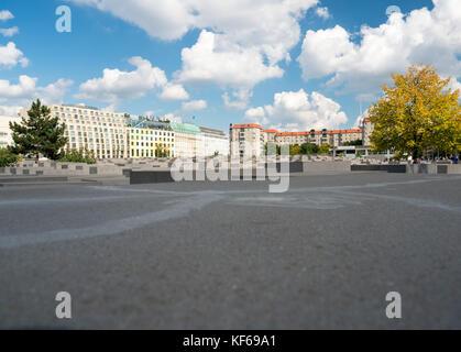 Denkmal für die ermordeten Juden Europas in Berlin - Stockfoto