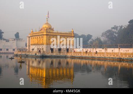 Shree durgiana tirath Tempel in Amritsar, Punjab - Stockfoto