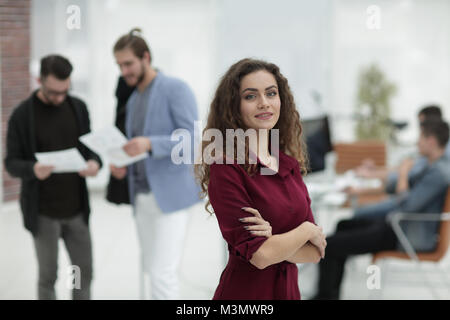 Fashion Designer in einer Creative Studio. p - Stockfoto