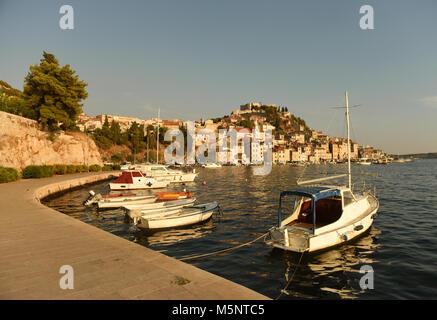 Sibenik, Kroatien - Stockfoto