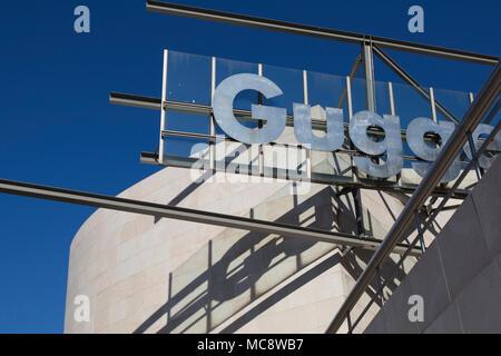 Gugenheim Museum von Bilbao - Stockfoto