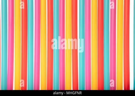 Hintergrund mit hellen Farbe aus viele Strohhalme, Ansicht von oben gemacht, Sommer konzeptionelle Thema, strukturierten Hintergrund - Stockfoto