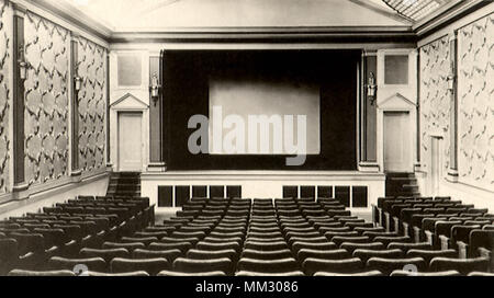 Homestead Theater. Hot Springs. 1937 - Stockfoto