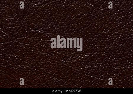 Glänzendes leder Textur in stilvollen braune Farbe. - Stockfoto