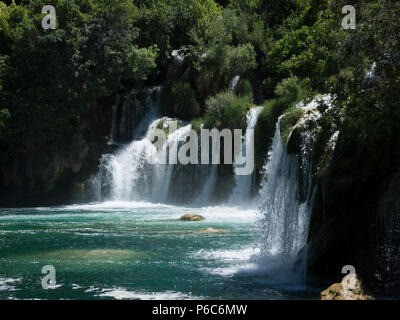 Krka Nationalpark Kroatien - Stockfoto