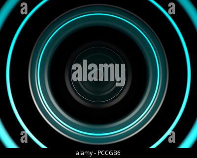 Abstrakten technologischen Hintergrund - Stockfoto