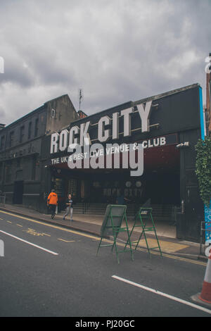 Rock City - Stockfoto