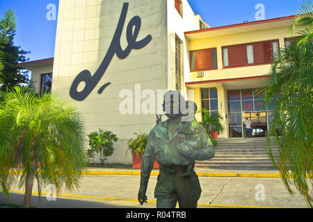 Santa Clara, Villa Clara, Che Guevara Mausoleum, Kuba - Stockfoto