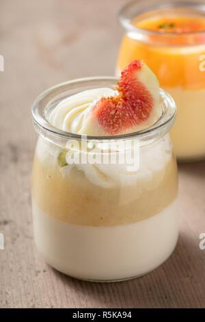 Mousse Torte - Stockfoto