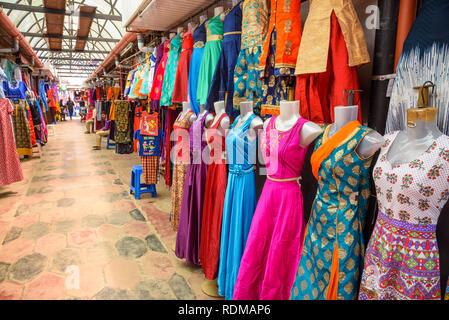 Conemara Markt, Trivandrum, Kerala, Indien - Stockfoto