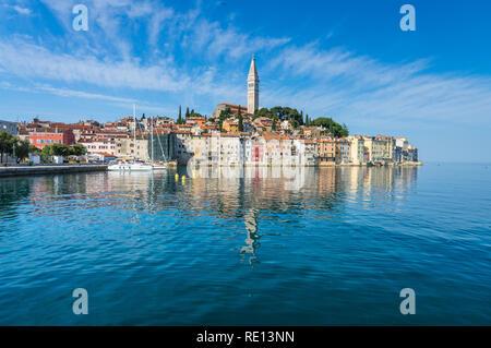Rovinj, Istrien, Kroatien. - Stockfoto