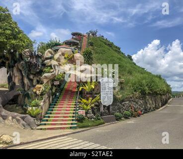 Chocolate Hills, Bohol - Stockfoto