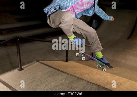 Extreme Stunts - Stockfoto