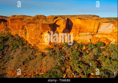 Kings Canyon, Watarrka National Park, Northern Territory, Australien - Stockfoto