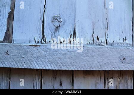 Detaillierte Nahaufnahme auf Holzbohlen und Texturen in hoher Auflösung - Stockfoto