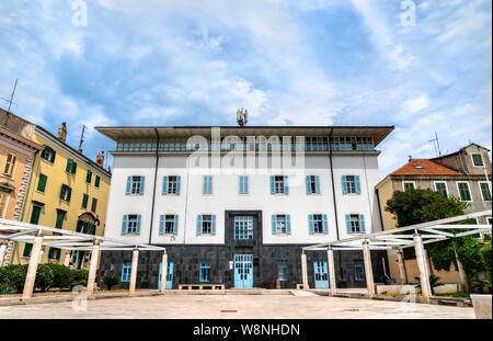 Rathaus von Sibenik in Kroatien - Stockfoto