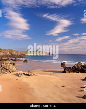 Sango Bay, Durness, Sutherland, Highland, Schottland, Vereinigtes Königreich - Stockfoto