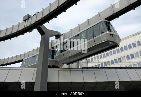 Zugverbindung Düsseldorf Flughafen