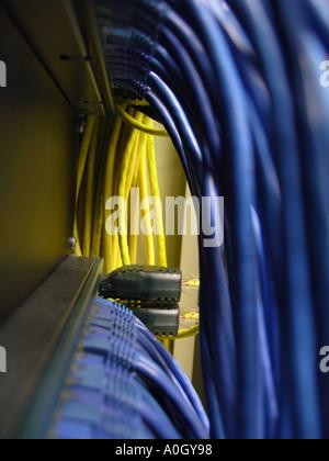 Computer-Kabel - Stockfoto