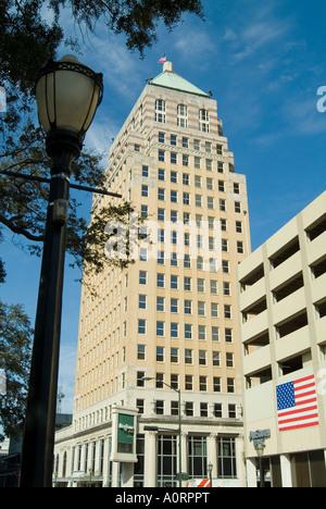 Die Innenstadt von Mobile Alabama Vereinigte Staaten von Amerika-Nordamerika - Stockfoto