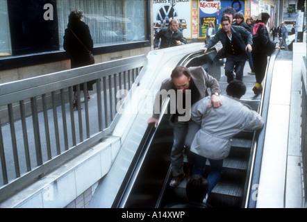 Ziel Jahr 1985 Regisseur Arthur Penn Gene Hackman Matt Dillon - Stockfoto