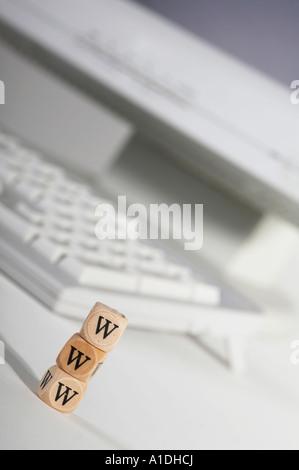 World Wide web - Stockfoto