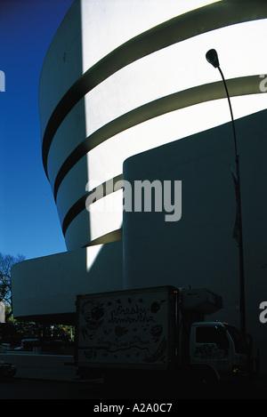 Guggenheim Museum Manhattan New York USA S Grandadam - Stockfoto