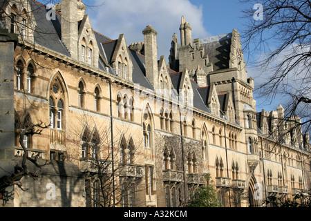 Christ Church College, Oxford. - Stockfoto