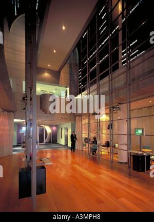 Architektonischen Innenraum der Konzernzentrale mit modernem design - Stockfoto
