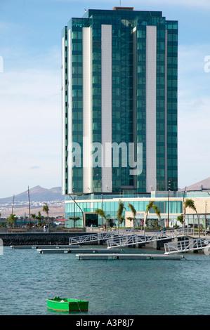 Gran Hotel in Arrecife Lanzarote - Stockfoto